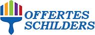 Offertes Schilders via offertesschilder.nl. Altijd de beste deals Logo